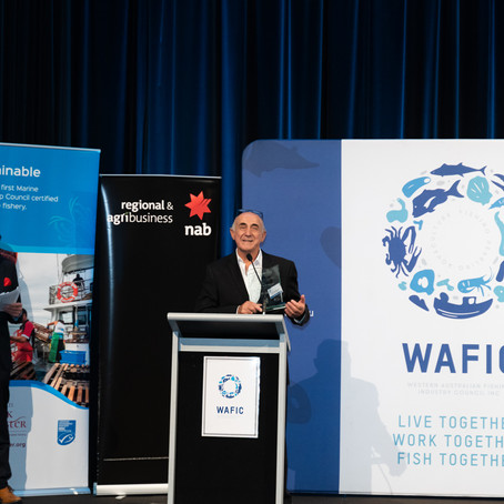 Big Wins At The WA Seafood Awards