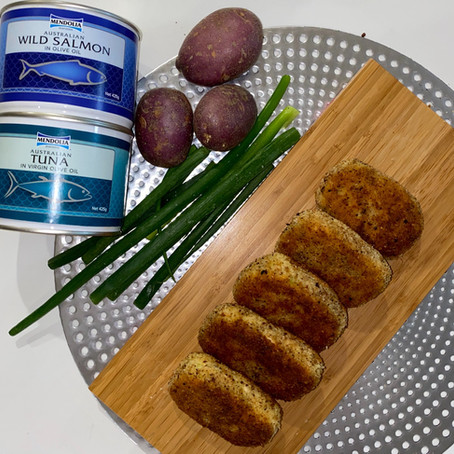 Recipe: Fish Patties