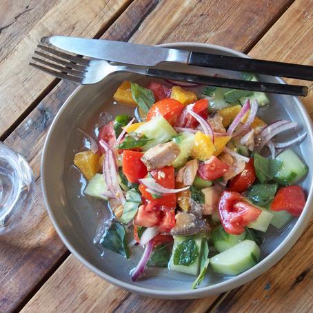 Recipe: Australian Salmon Citrus Salad