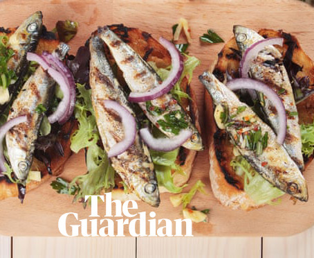 Cooking small fish: an 'undercelebrated, underappreciated luxury'