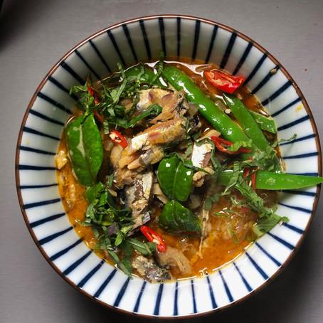 Recipe: Lemon Myrtle Sardine Laksa