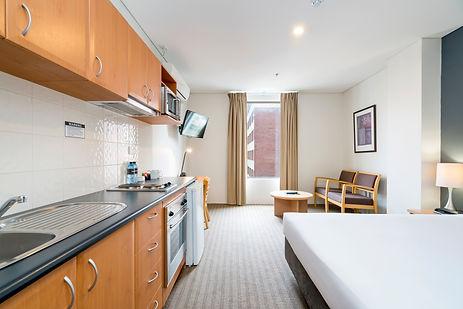 603/12 Victoria Avenue, Perth
