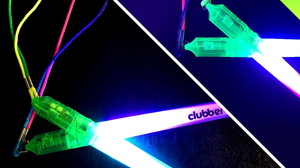 Clubbercise® Official UV Glow Sticks