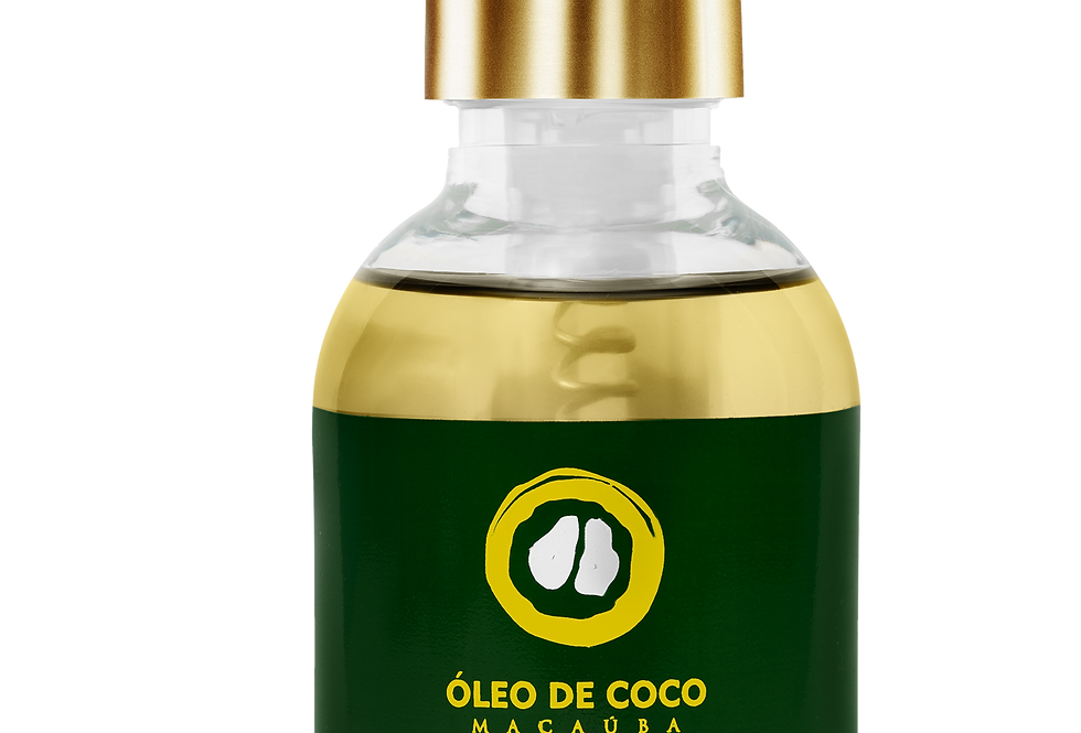 ÓLEO DE COCO MACAÚBA