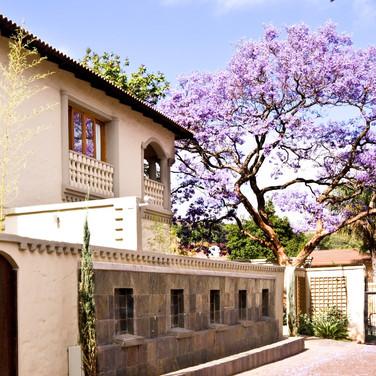 In the heart of Pretoria