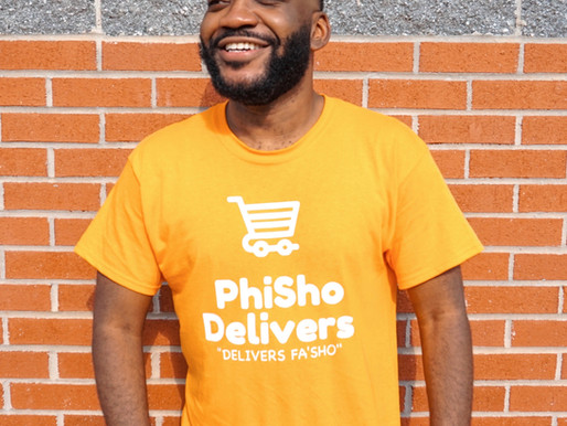 Small Business Spotlight: PhiSho Delivers