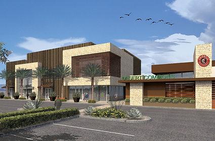 Original - Desert Commons Retail Center.