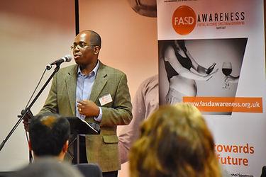 Dr Adesoji Abiona FASD Awareness SE (1)