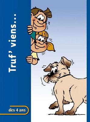 bd prévention morsure de chien pour enfants