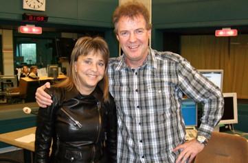 Suzi Quatro im Studio mit Günter Schneidewind