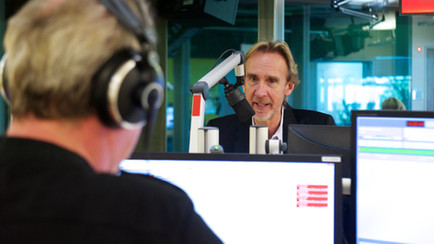 Mike Rutherford im Interview