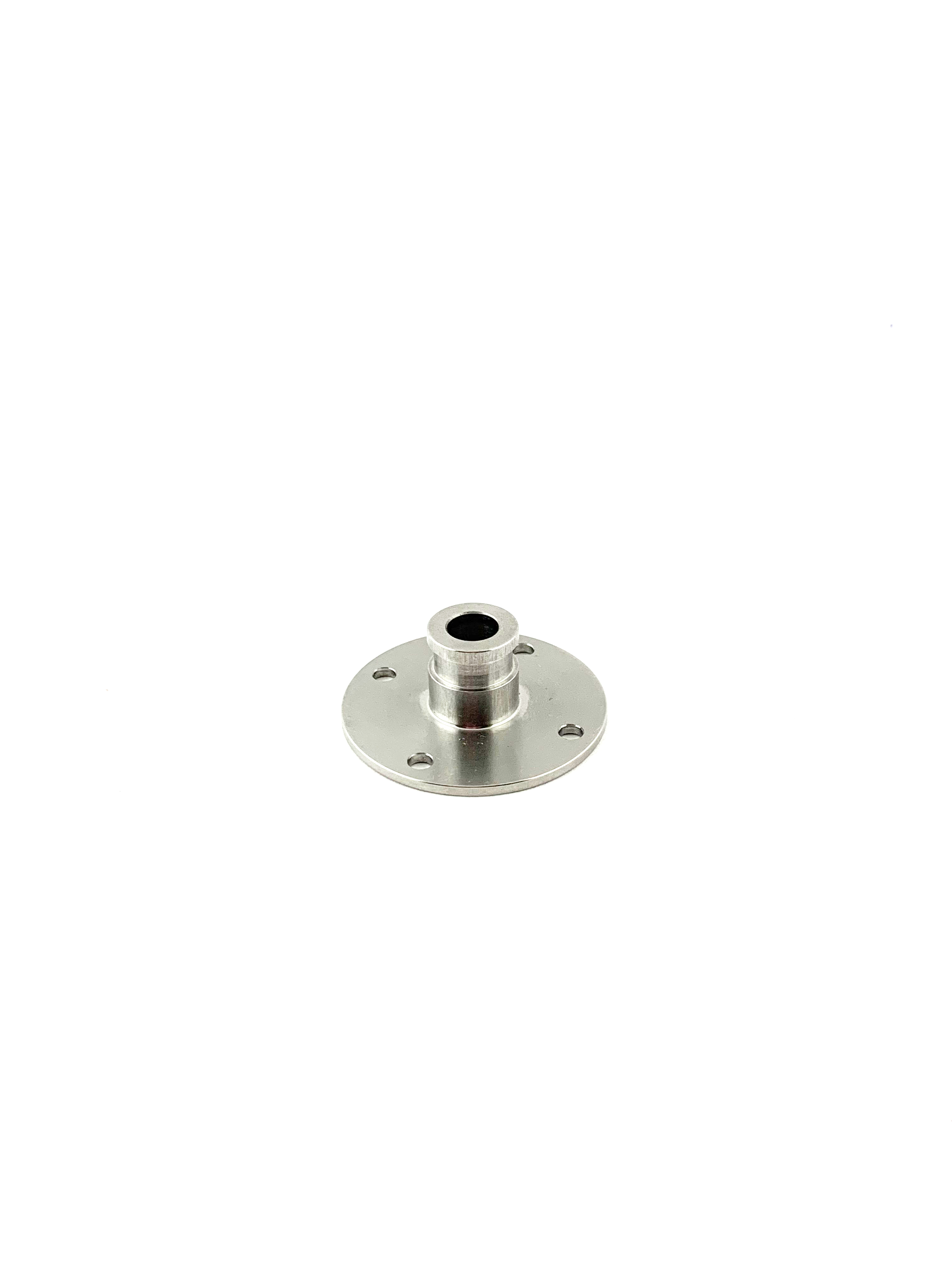 Tether end plate