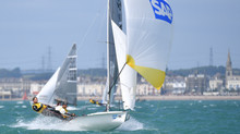 SAP 505 Worlds in Weymouth
