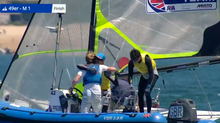 World Sailing - World Cup Finals Santander