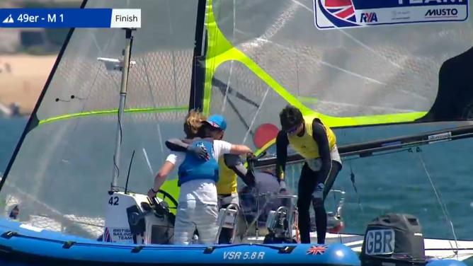 World Sailing - World Cup Finals Santander