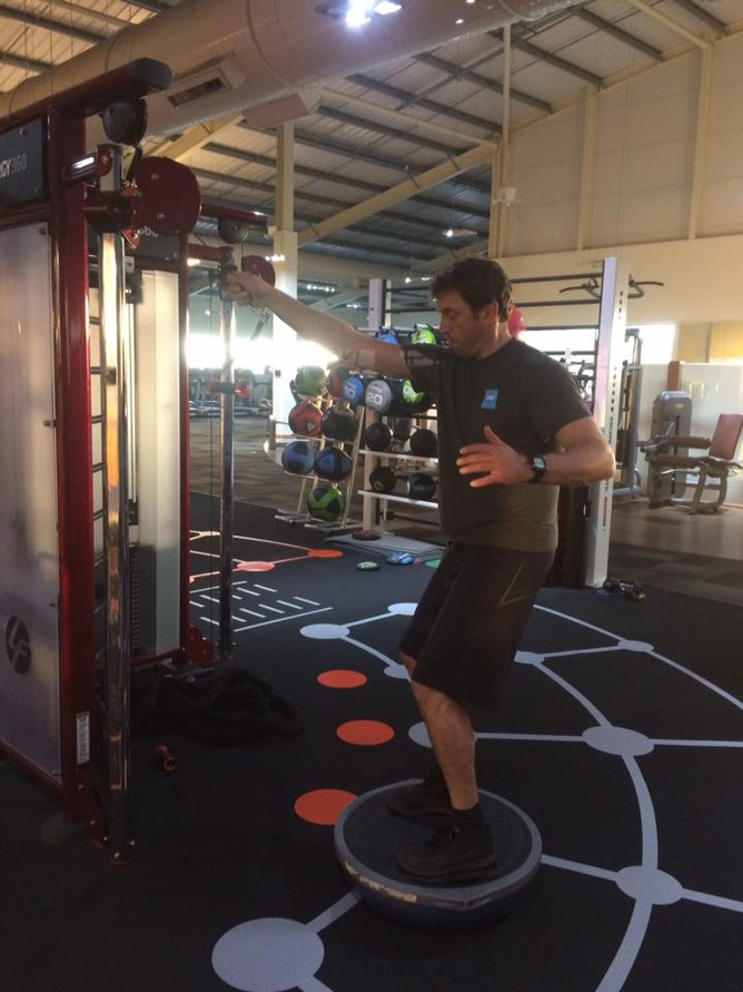 Fitness for Sailing with Fluid Boat Services
