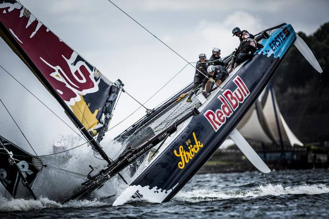 Extreme Sailing Series Venue Commentator