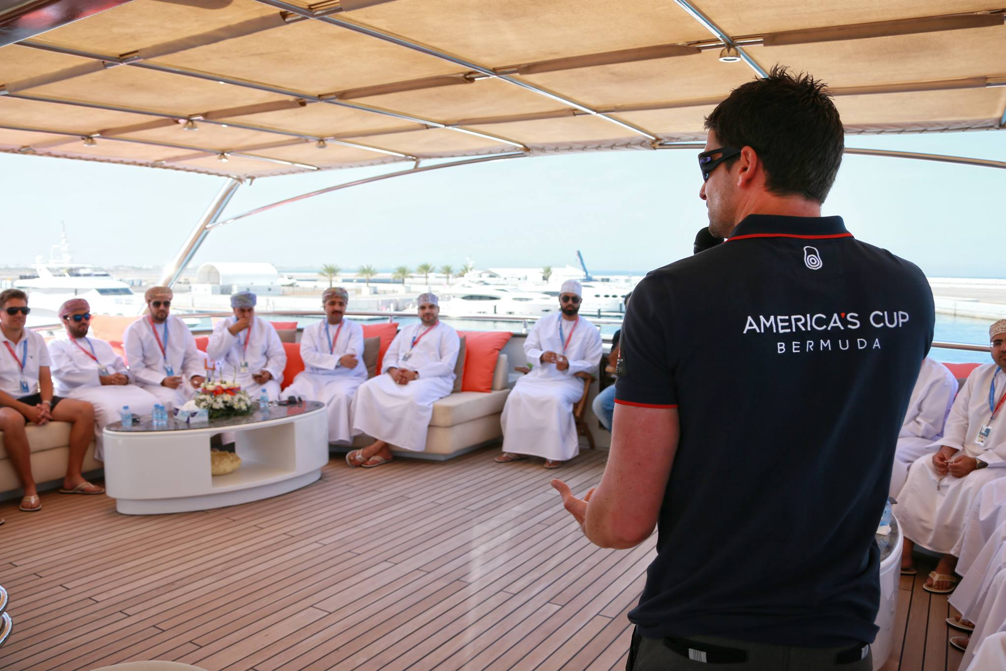 Americas Cup World Series Oman