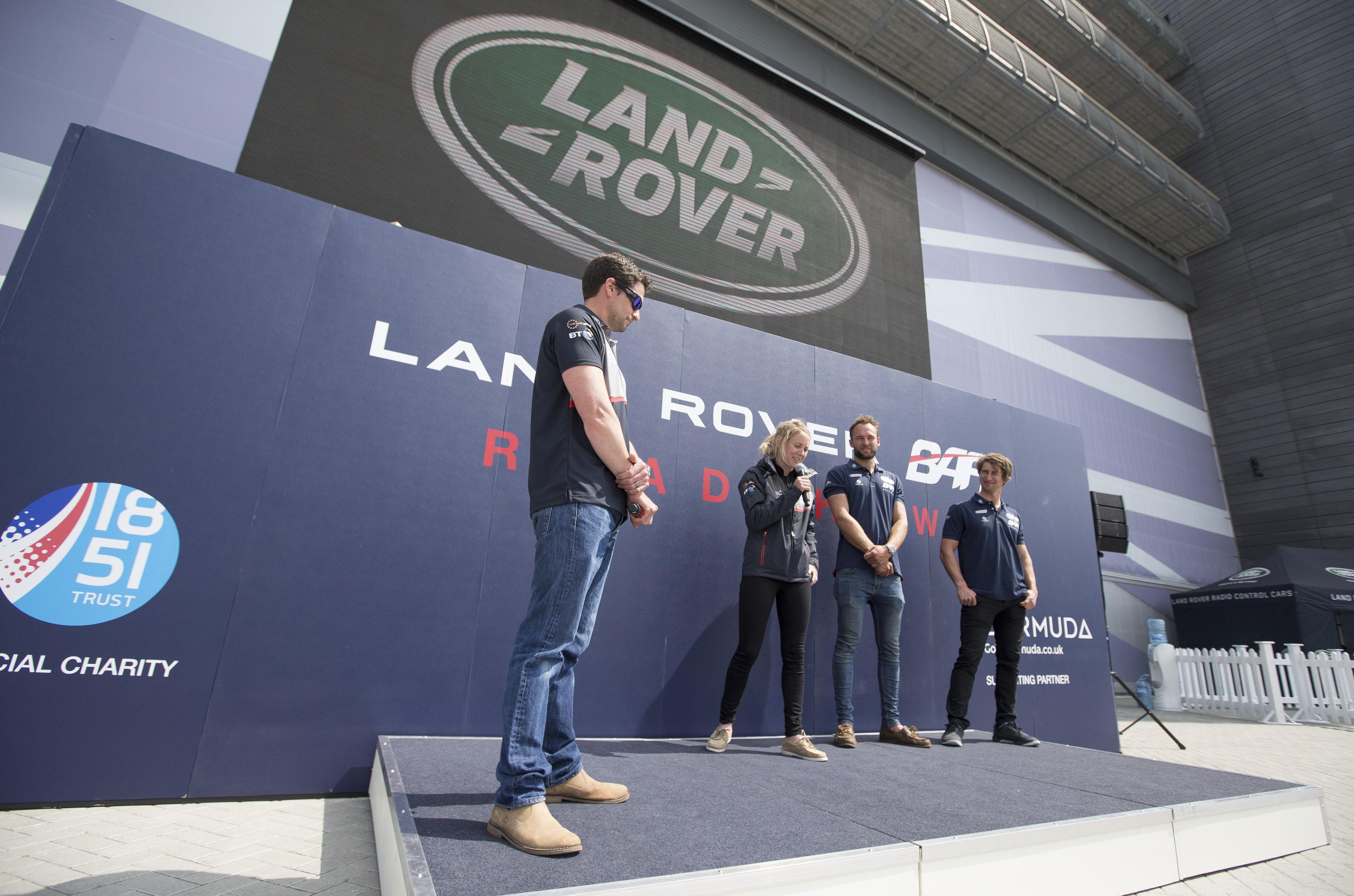Land Rover BAR Roadshow 2017