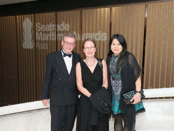 Seatrade Awards Ceremony, Hong Kong