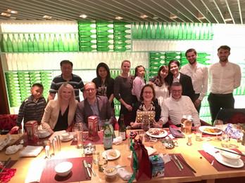 Company Xmas Dinner