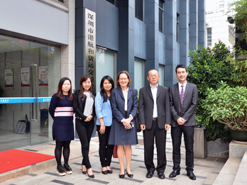 Port of Hamburg Marketing Visit to Shenzhen