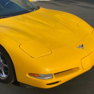 Corvette Paint Correction