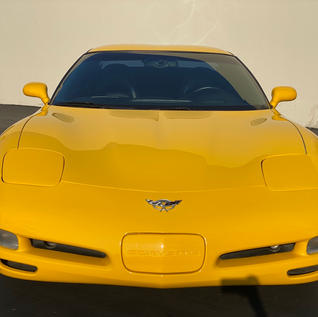 Corvette Polishing