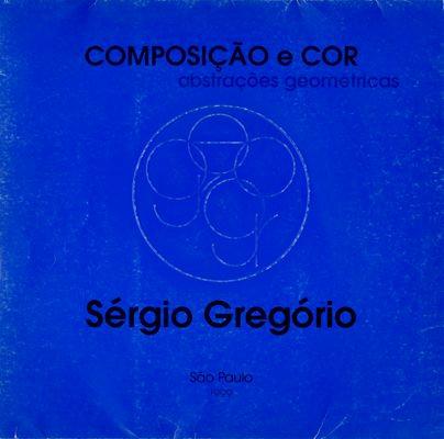 Composição e Cor abstrações geométricas - São Paulo 1999