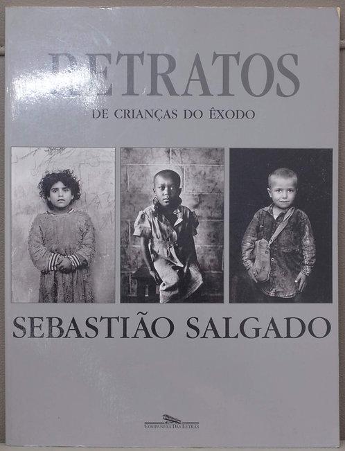 Retratos de crianças do Êxodo