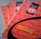 Manual de Bobinagem vol. I, II e III