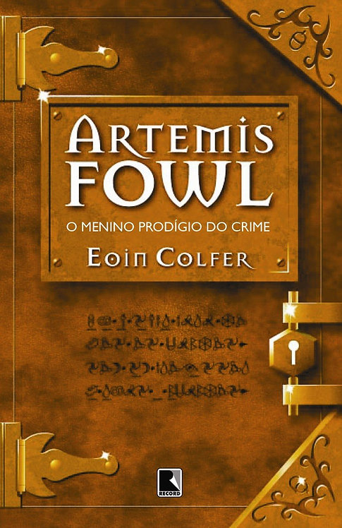 Artemis Fowl - O Menino Prodígio do Crime
