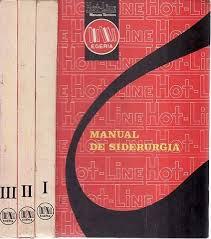 Manual da Siderurgia