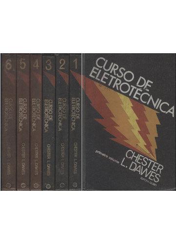 Curso de eletrotécnica 6 volumes