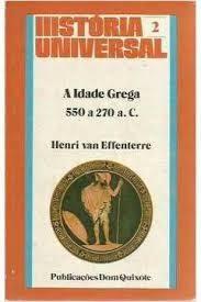 História Universal 2 A Idade Grega