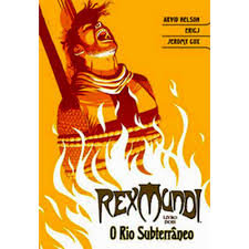 Rex Mundi: O Rio Subterrâneo