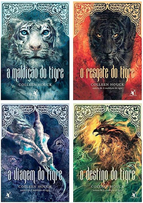 Coleção A Maldição do Tigre