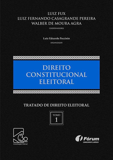 Coleção Tratado de Direito Eleitoral - 1 Caixa Com 4 Vol.