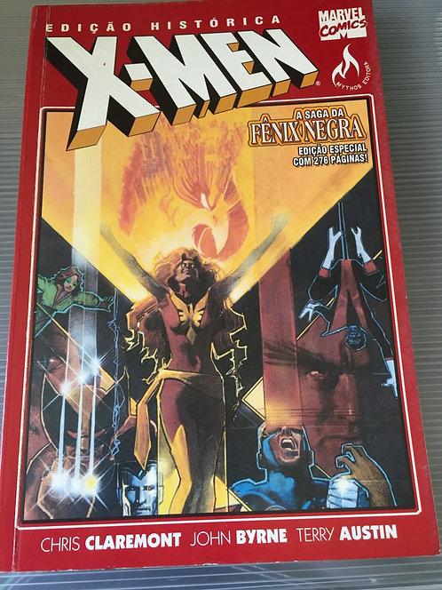 Edição Histórica X-Men a saga da fênix negra vol.2