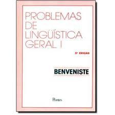 Problemas de Lingüística Geral I - 4ª edição