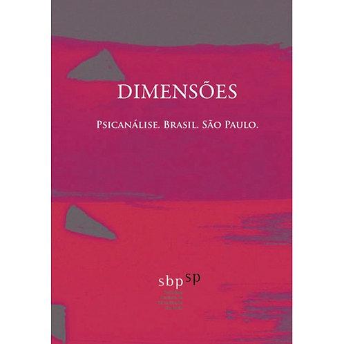 Dimensões: Psicanálise. Brasil. São Paulo