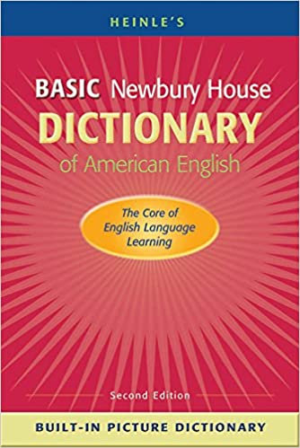 Basic Newbury House Dictionaty of American English