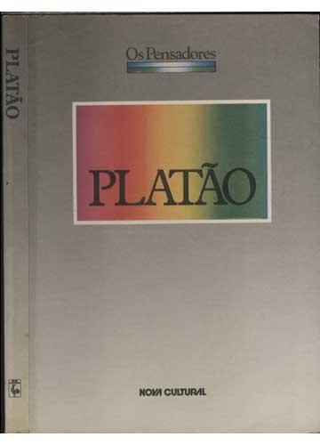 Os Pensadores - Platão