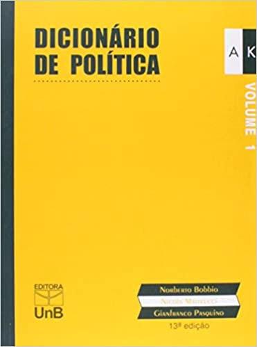 Dicionário de Política - Volume 1