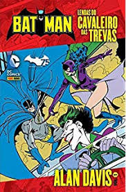 Batman: Lendas do Cavaleiro das Trevas - Volume 1 e 2