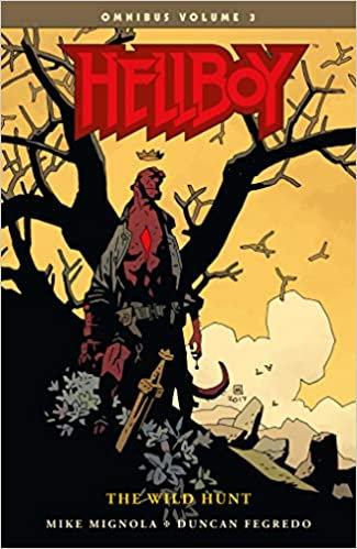 Hellboy:The Wild Hunt - Omnibus Volume 3