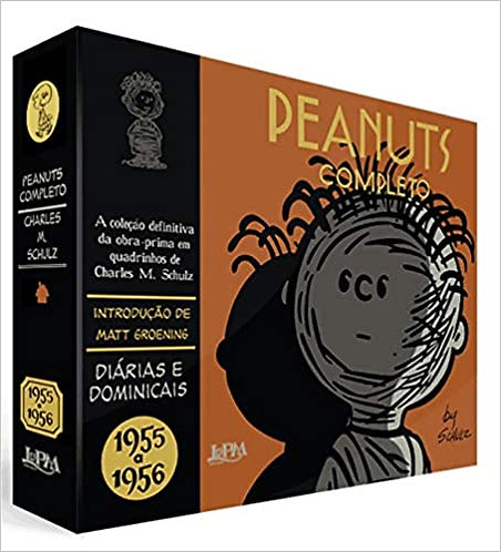 Peanuts completo: 1955 a 1956 - Vol. 3