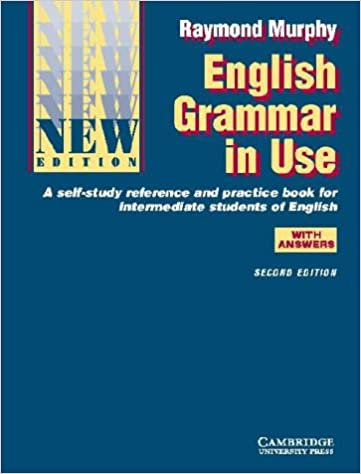 English Grammar in Use - Second Edition