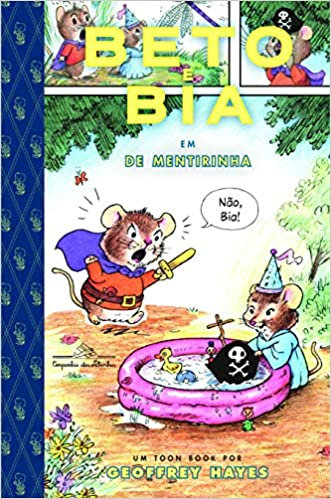 Beto e Bia em de Mentirinha