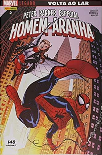 Peter Parker Especial Homem-Aranha: Volta ao Lar - Volume 2
